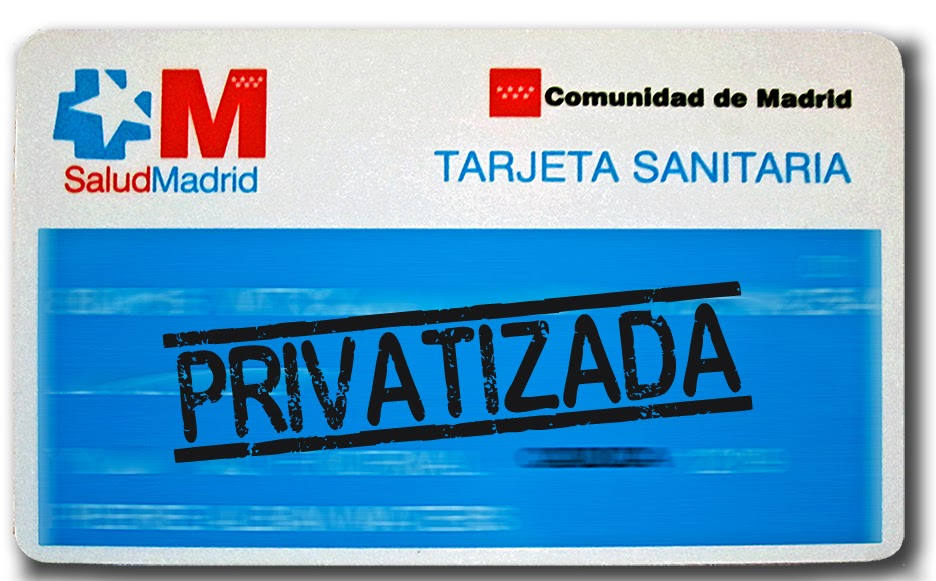 INFORME: UNIDADES DE GESTION CLINICA ¿UN RODEO PARA LA PRIVATIZACION SANITARIA?